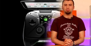 Nvidia Shield İsimli Mobil Oyun Konsolu Projesini Tanıttı
