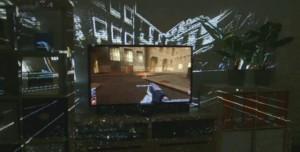 Yeni Oyun Teknolojisi IllumiRoom'un Tanıtım Videosu - CES 2013
