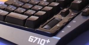 Logitech G710+ Kutu İçeriği ve İncelemesi