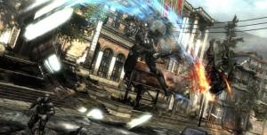 Metal Gear Rising Revengeance - Boss Savaşları Oynanış Videosu