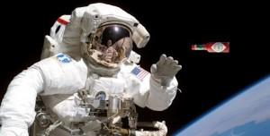 Uzayda Yemek Yapmak