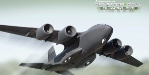 Splinter Cell Blacklist - Paladin Aircraft Videosu