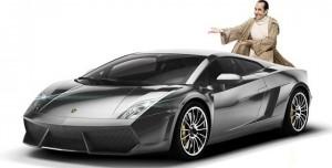 Yandex Browser'ın Lamborghini Gallardo Televizyon Reklamı