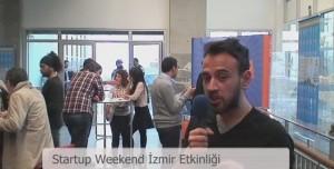 Startup Weekend İzmir Etkinliği Tanıtım Videosu