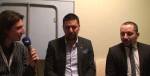 Bilmök 2013 - Denizbank - Halil Bedir ve Emre Yılmaz Röportajı