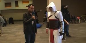 İzmirCon 2013 - Assassin's Creed Altair Röportajı