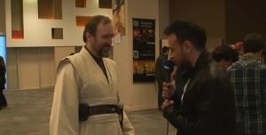 İzmirCon 2013 - Star Wars Jedi Röportajı