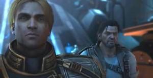 Back in the Fears - Starcraft 2 Sinematik Videosu