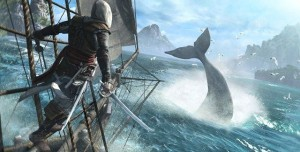 Assassin's Creed 4: Black Flag - İlk Oyun İçi Videosu