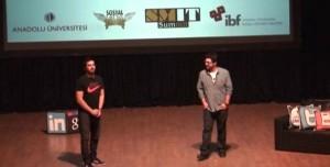 SMİT Summit 13 - Batesmotelpro Konuşması