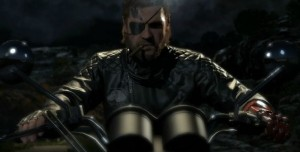 Metal Gear Solid 5 - Fox Engine Tech Demo