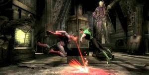 Injustice: Superman ve Yeşil Fener Karşılaşması