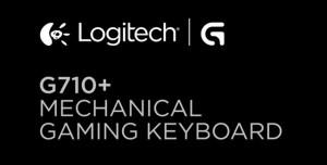 Logitech G710+ Mechanical Gaming Keyboard - Tanıtım Videosu