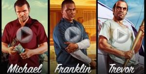 Grand Theft Auto V için Yeni Video Yayınlandı