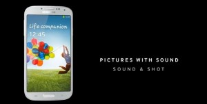 GALAXY S4 Official TVC - Sound & Shot