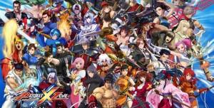 Capcom Project X Zone Tanıtım Videosu