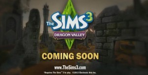 Sims 3 Dragon Valley Tanıtım Videosu