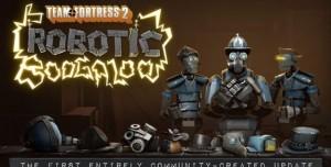 Team Fortress 2'ye Robot Parçaları Eklendi