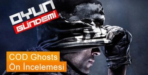 Call Of Duty Ghosts İlk Bakış
