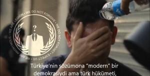 Anonymous - #opTurkey - Türkçe Altyazılı