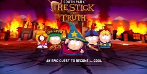 South Park: The Stick of Truth - E3 Tanıtım Videosu