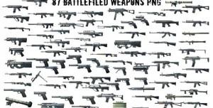 Battlefield 4 Multiplayer Silahları