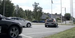 Volvo Otomatik Park Konsepti