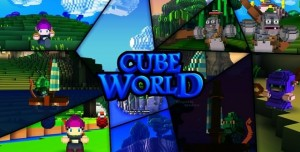 Cube World - Explorers
