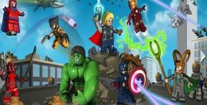 LEGO Marvel Super Heroes Tanıtım Videosu