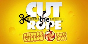 Cut The Rope - The Cheese Box Yakında Geliyor