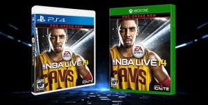 NBA Live 14 - Kyrie Irving Tanıtım Videosu