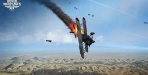 World of Warplanes Fragmanı