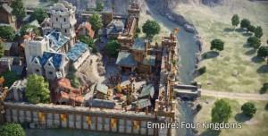 Empire: Four Kingdoms Tanıtım Videosu