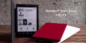 Sony Reader PRS-T3 Tanıtım Videosu