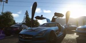 Driveclub - Mercedes Benz AMG Videosu