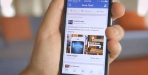 Facebook Mobil Uygulamalar için Reklamları Duyurdu