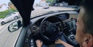 Mercedes-Benz Otomatik Sürüş Teknolojisi