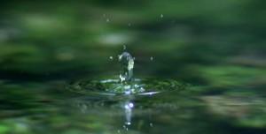 Sony Water Rock Kamera Reklamı