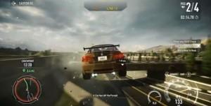 Need for Speed: Rivals PS4 Oynanış Videosu