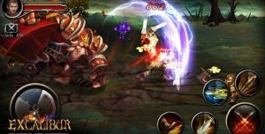 Excalibur: Knights of the King Tanıtım Videosu