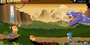 Android ve iOS Oyunu Chicken Boy'un Oynanış Videosu