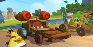 Angry Birds Go! Çıkış Videosu
