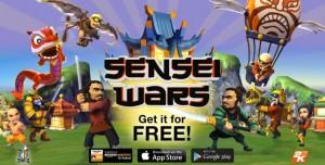 Sensei Wars Çıkış Videosu