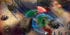 Final Fury: War Defense Tanıtım Videosu