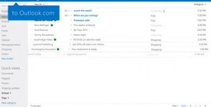Gmail Hesabını Outlook'a Aktarma