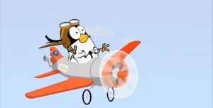 Ninja Chicken Adventure Island Tanıtım Videosu