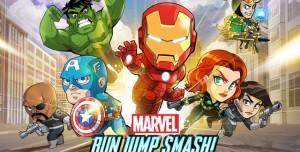 Marvel Run Jump Smash! Çıkış Videosu