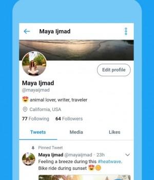 Twitter Lite Ekran Görüntüleri - 3