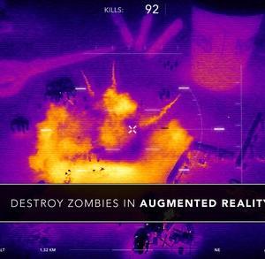 Zombie Gunship Revenant AR Ekran Görüntüleri - 4