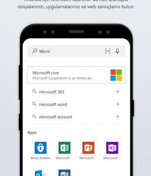 Microsoft Launcher Ekran Görüntüleri - 4